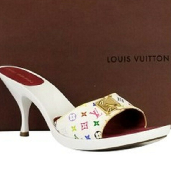 Louis Vuitton Shoes | Rare Lv Heels